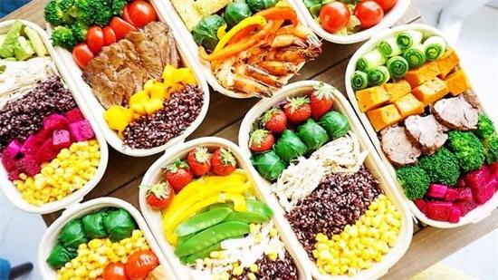 健康减肥?了解一下什么是轻食餐