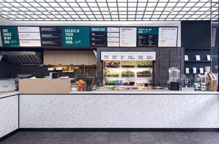 开一家轻食餐厅的成本多少?