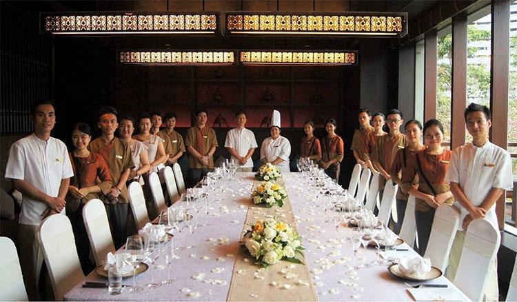 上海首帆餐饮简介