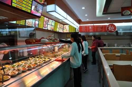 加盟中国式快餐店前景怎么样?